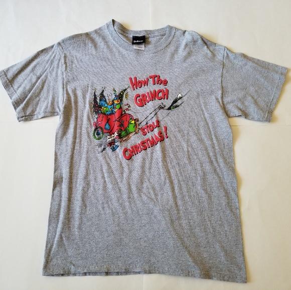 150d2e083 dr. seuss Shirts   Dr Seuss How The Grinch Stole Christmas Shirt M ...